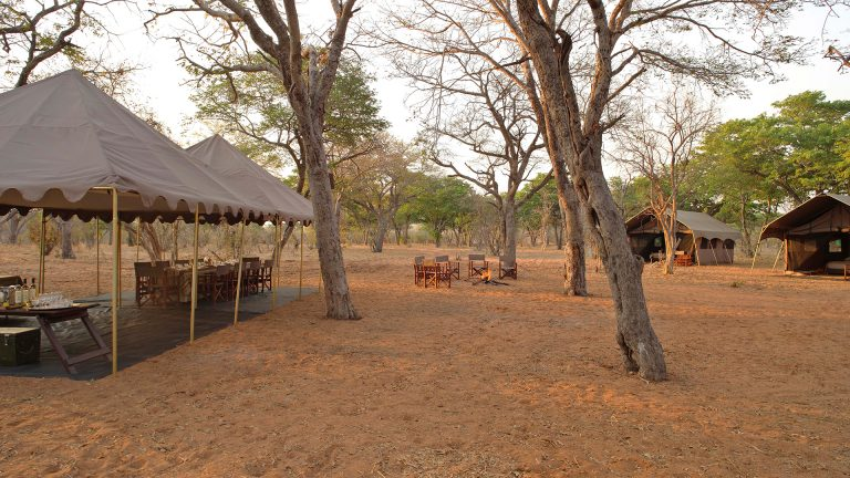 exclusive-campsites-at-andBeyond-chobe-under-canvas-on-a-botswana-luxury-mobile-safari